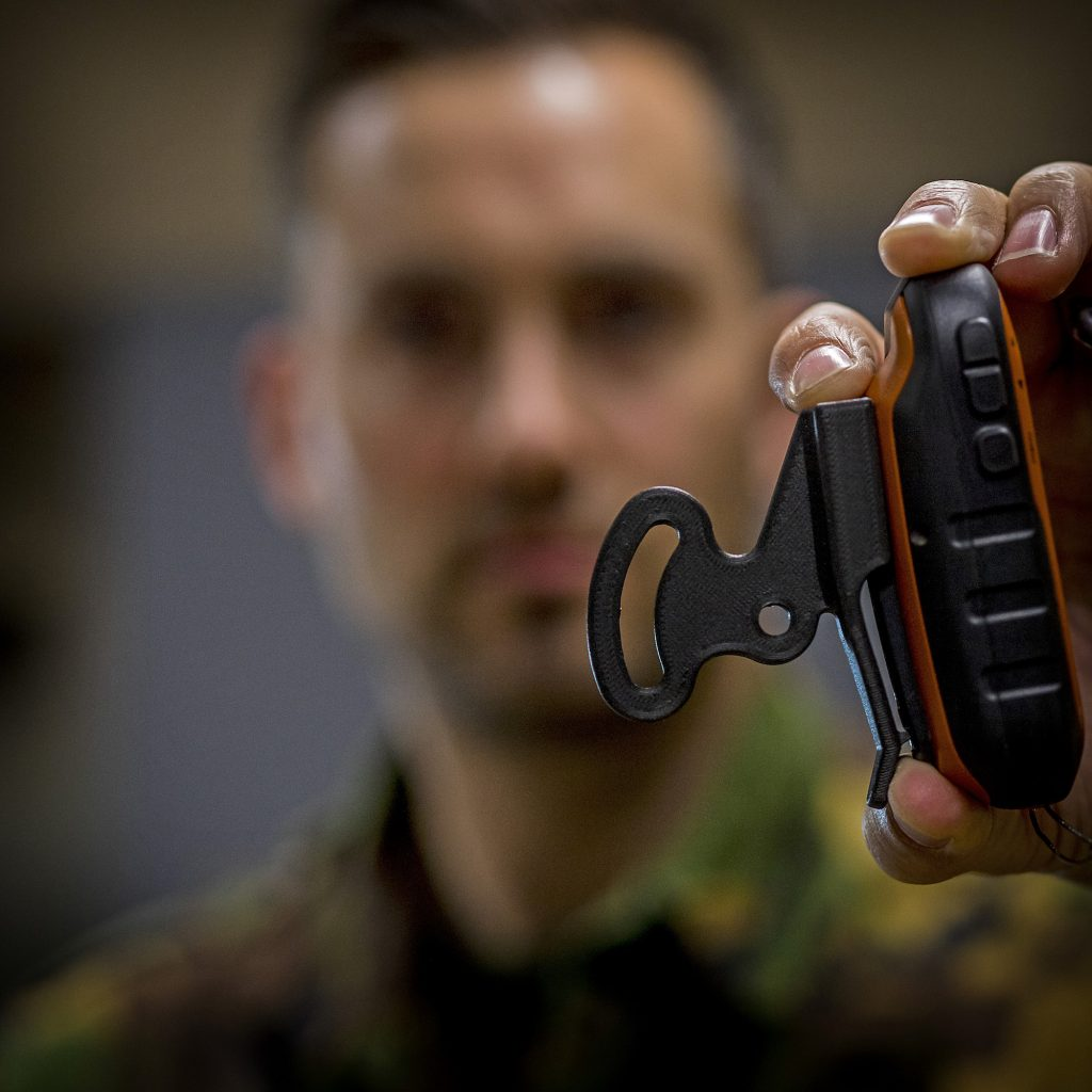 3d printing dutch armed forces